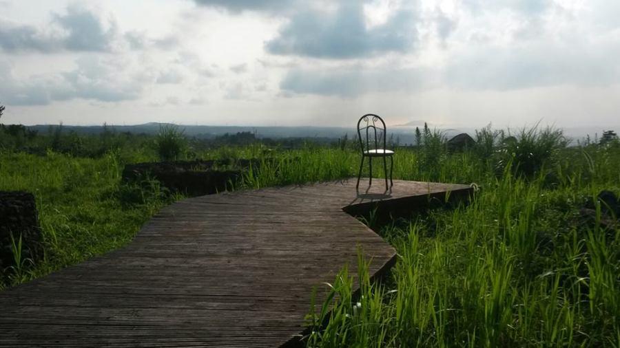 Chair in Korea
