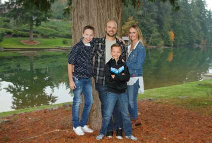 Family Photography at Lake Tapps