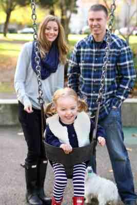 Wright Park Family Photo Shoot
