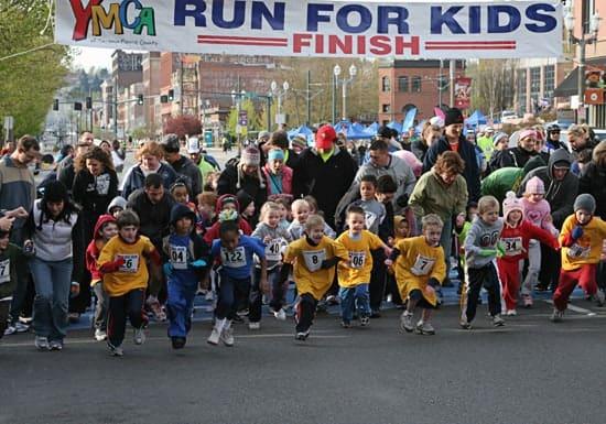 Y Run for Kids, Tacoma, Washington