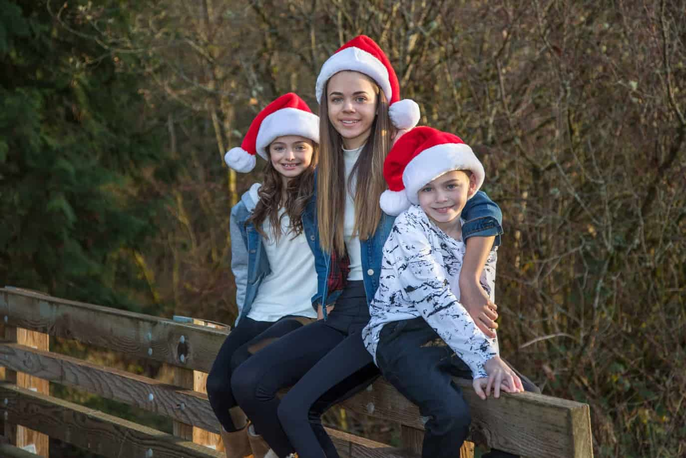 Another Family Photo Shoot in Bonney Lake