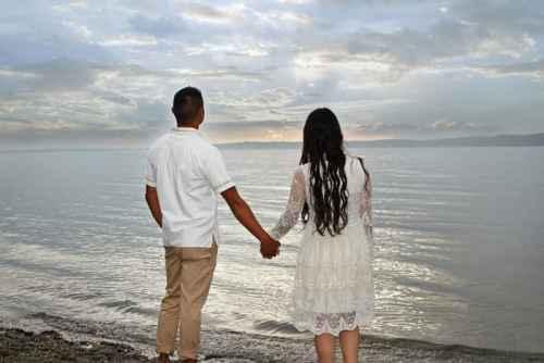 Engagement Photo Shoot at Redondo Beach