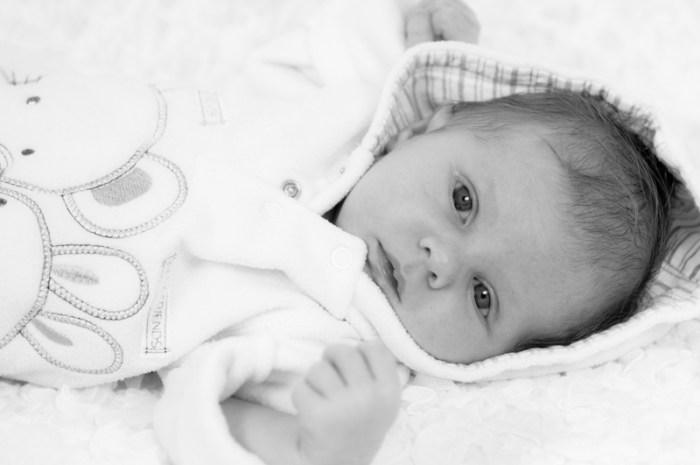 Newborn fotoshoot fleece pakje
