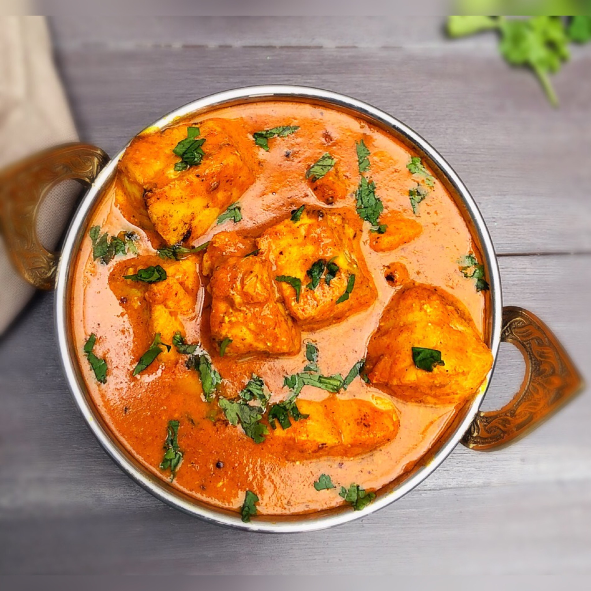 Tamarind and Coconut Fish Curry