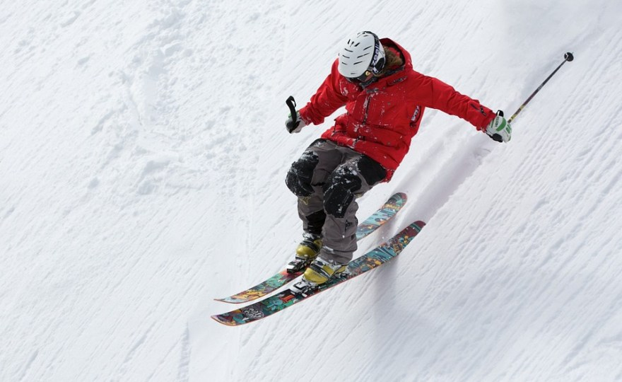 skiing expert