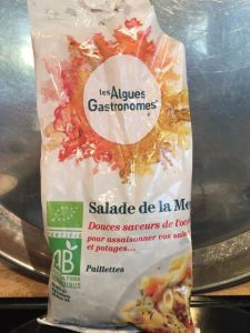 salade de la mer magasin bio