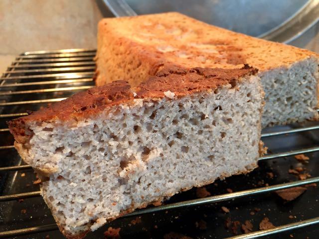 Pain sans gluten Riz:châtaigne
