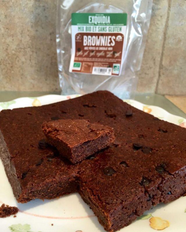 brownie exquidia - 1