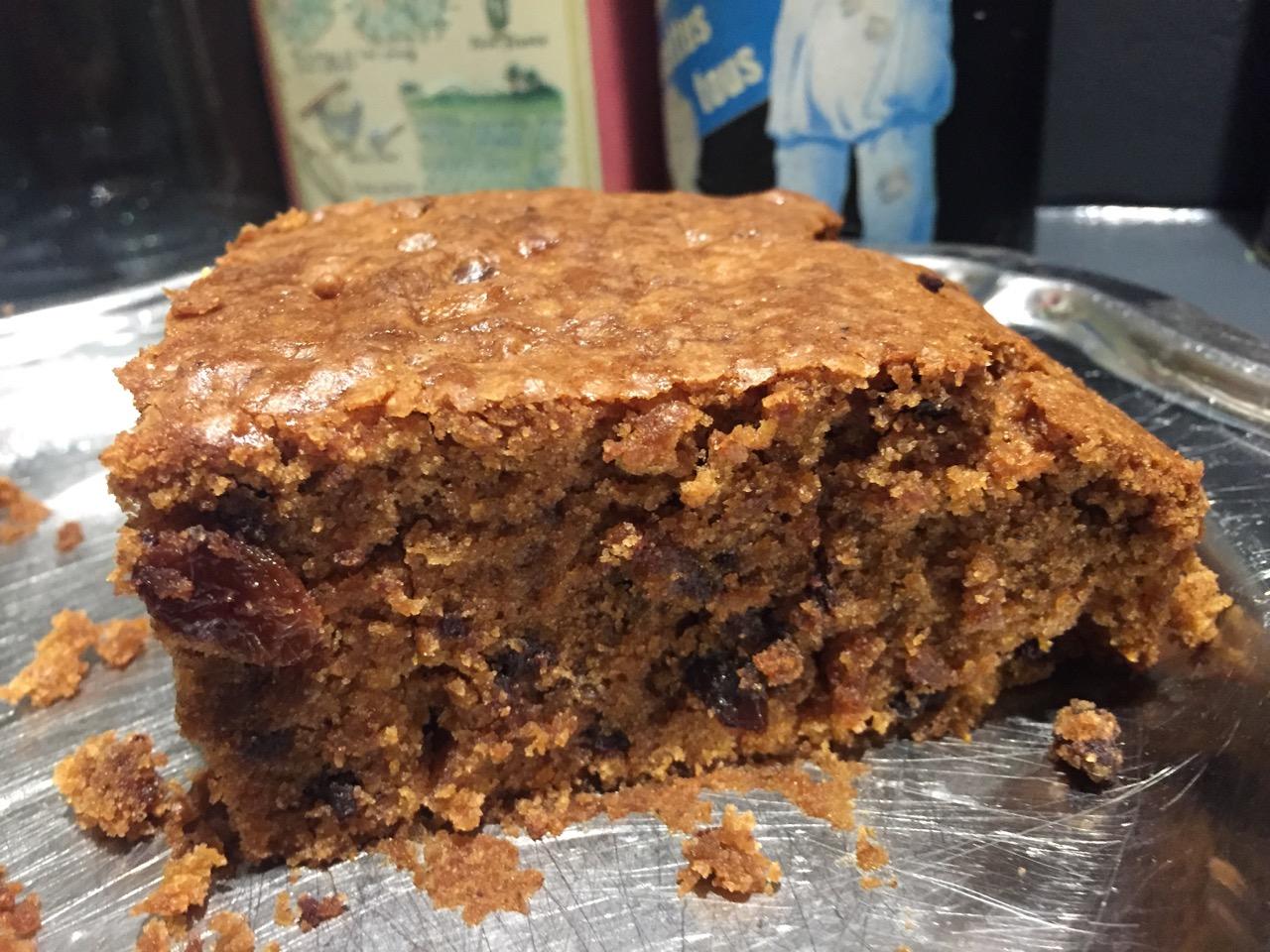 Gâteau de Courge façon «Pain d'épices»