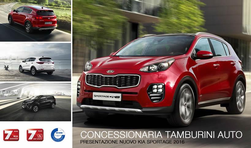 Presentazione_Nuovo_Kia_Sportage_2016_Tamburini_Auto