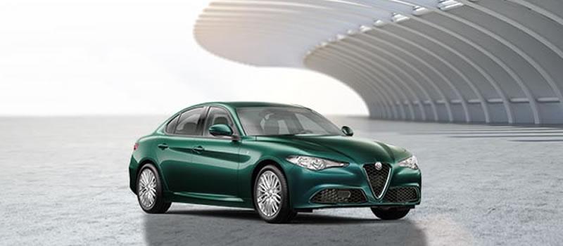 Alfa Romeo Giulia Tamburini Auto