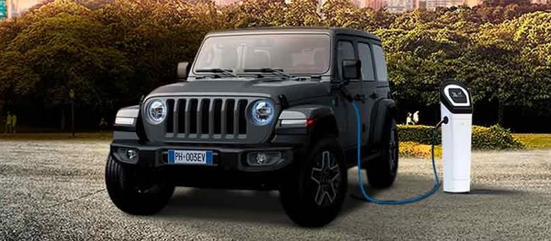 Jeep Tamburini Auto