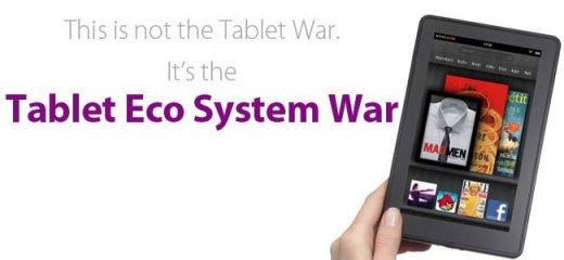 Tablet Eco System War