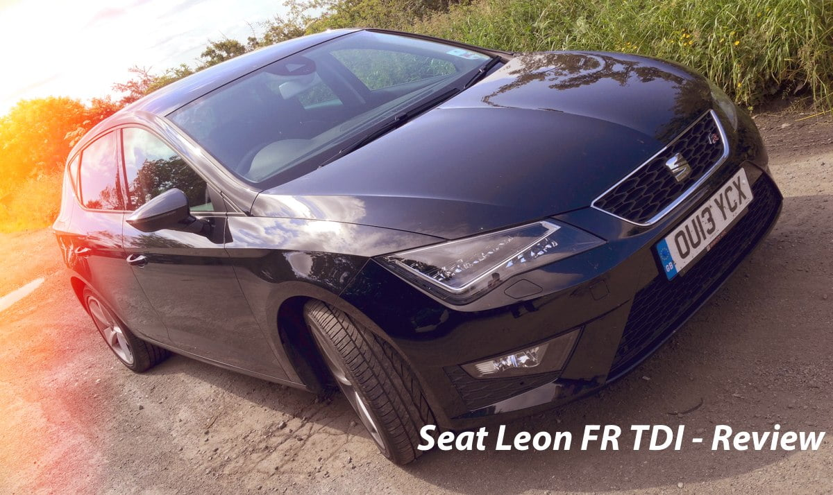 Seat Leon FR TDI Review