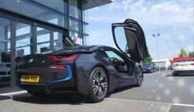 BMW i8 Review 7