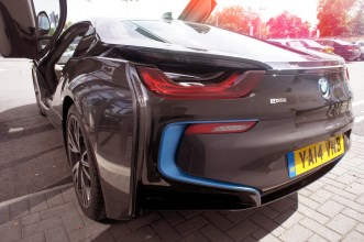 BMW i8 Review 9