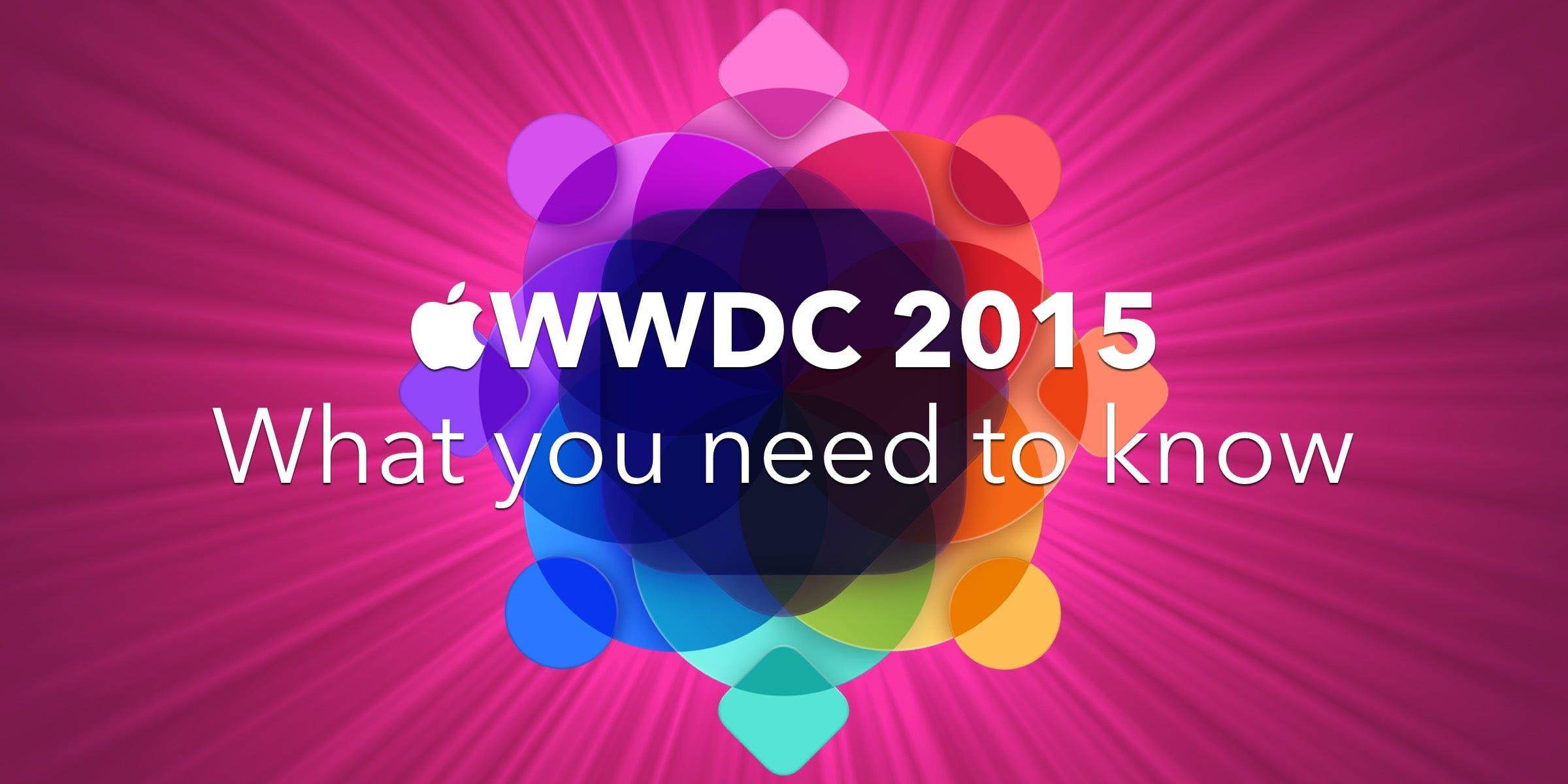 WWDC Roundup