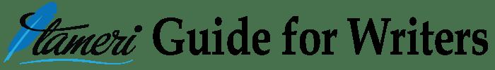 Tameri Guide for Writers