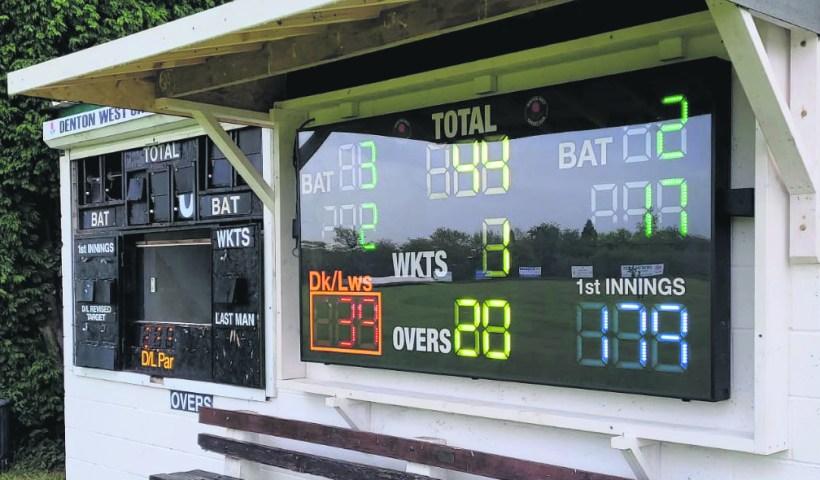 Denton West cricket