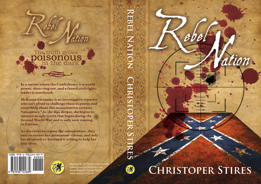 Rebel Nation, Fiction, Alternative History, Murder, Mystery