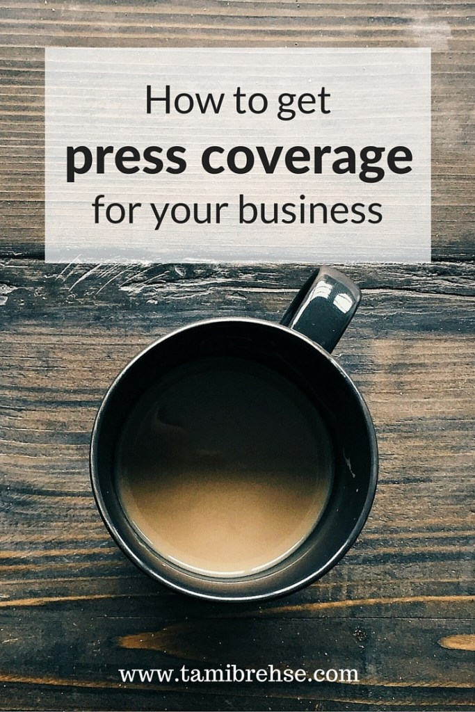 how to get reporters to write about your business