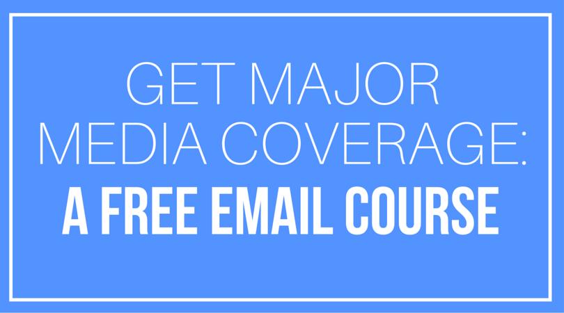 get major media coverage