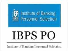 IBPS SO Prelims Hall Ticket 2019