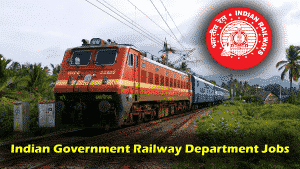 Indian government Railway department jobs