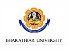 Bharathiar University Recruitment 2017 25 Guest Lecturers Posts