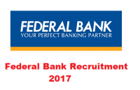 Federal Bank Officers Clerks Admit Card 2017 Exam Date