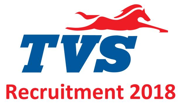 TVS Recrutment 2018