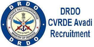 DRDO CVRDE Avadi Recruitment 2018 – Apply Online 14 JRF Posts