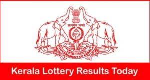 Kerala lottery result today 03.06.2019