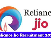 Reliance Jio Recruitment 2020