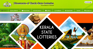 kerala lottery today result