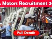 kia motors recruitment