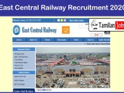 East Central Railway Recruitment 2020