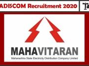 MAHADISCOM Consultant Recruitment 2020
