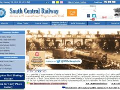 South Central Railway Group C & Group D Eligible Candidates List 2020