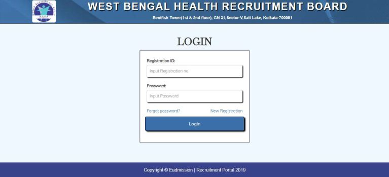 WBHRB Librarian Call Letter 2020 OUT – Download Interview Admit Card