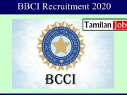 BBCI Recruitment 2020