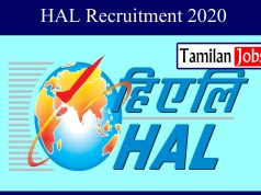 HAL Recruitment 2020