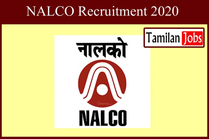 NALCO Recruitment 2020 Out – Apply 16 General Duty Medical Officer Jobs