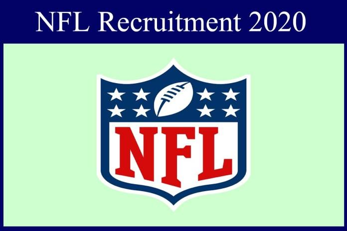NFL Recruitment 2020