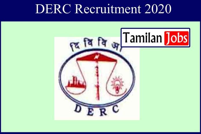DERC Recruitment 2020 Out – Apply Online Executive Director Jobs
