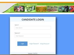 Delhi Forest Guard Admit Card 2020