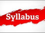 ICCR APO Syllabus 2020 PDF