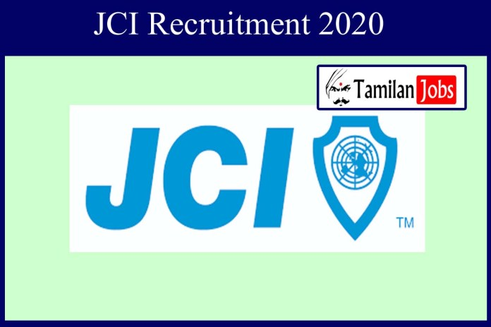 JCI Recruitment 2020 Out -Degree Candidates Apply For Assistant Manager Jobs