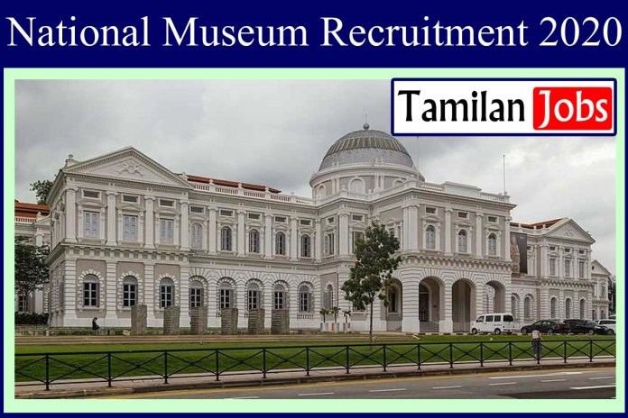 National Museum Recruitment 2020 Out – Degree Completed Candidates Apply For Copy-Writer, Web Developer & Others Jobs