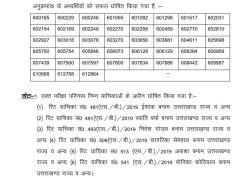 UKPSC Civil Judge Result 2020